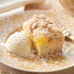 Lemon Crumb Cake Recipe