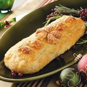 Herbed Havarti in Pastry Recipe