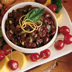 Northwest Cherry Salsa Recipe