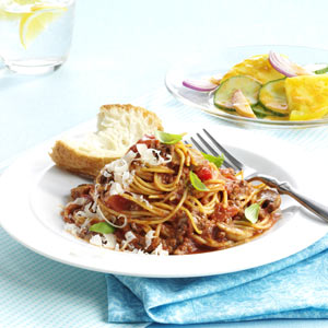 Makeover Easy-Does-It Spaghetti Recipe
