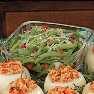 Pimiento Green Beans Recipe