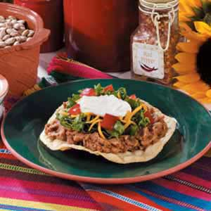 Unfried Refried Beans Recipe