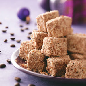 Coffee-Pecan Marshmallows Recipe