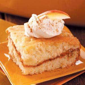 Apple Harvest Cake Recipe