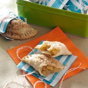 Caramelized Apple Hand Pies Recipe