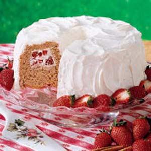 Tunnel of Berries Cake Recipe