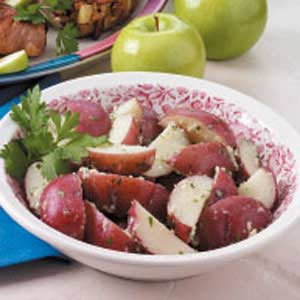 Parmesan Red Potatoes Recipe