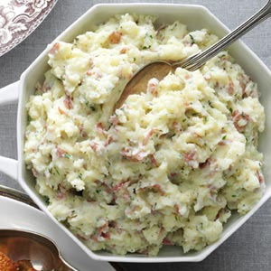 Flavorful Mashed Potatoes Recipe