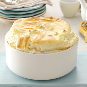 Blue Cheese Souffle Recipe
