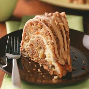 William Tell's Never-Miss Apple Cake Recipe