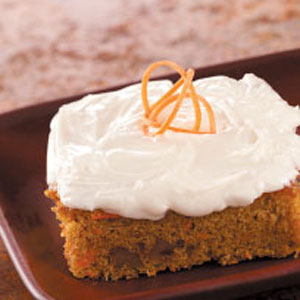 Wonderful Carrot Cake Recipe