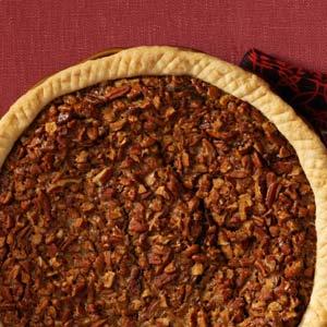 Bourbon Chocolate-Pecan Pie Recipe
