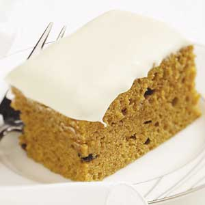 Makeover Pumpkin Cake Recipe