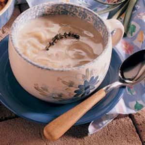 Creamy Onion Soup Recipe
