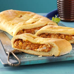 Southwest Chicken Stromboli Recipe