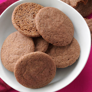 Chocolate Chai Snickerdoodles Recipe