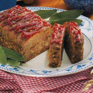 South Dakota Meat Loaf Recipe