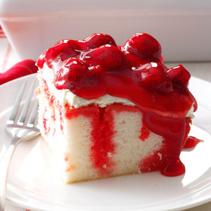 Cherry Dream Cake Recipe