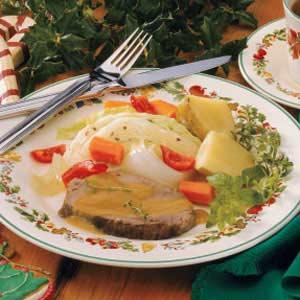 Down-Home Pot Roast Recipe