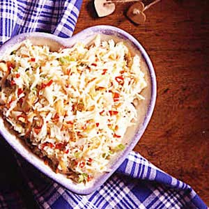Norwegian Coleslaw Recipe