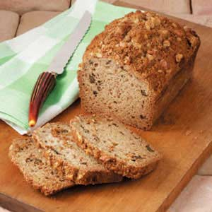 Spiced Walnut Loaf Recipe