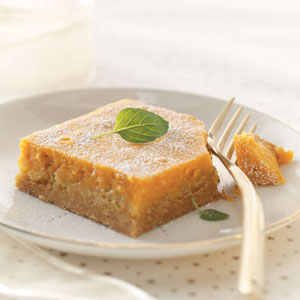 Makeover Pumpkin Gooey Butter Cake Recipe