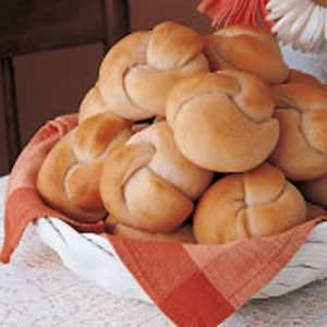 Freeze-and-Bake Rolls Recipe