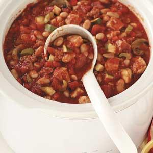 Italian Chicken Chili Recipe