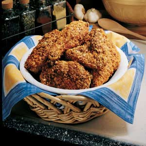 Oatmeal Baked Chicken Recipe