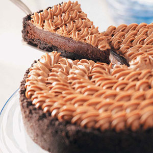 Chocolate Velvet Dessert Recipe
