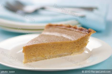 Famous Pumpkin Pie
