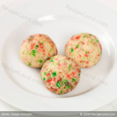 Candy Cane Christmas Cookies