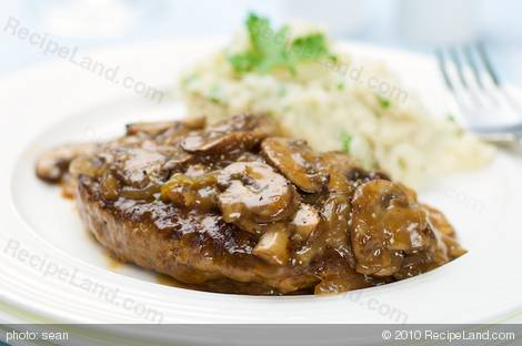 Classic Salisbury Steaks