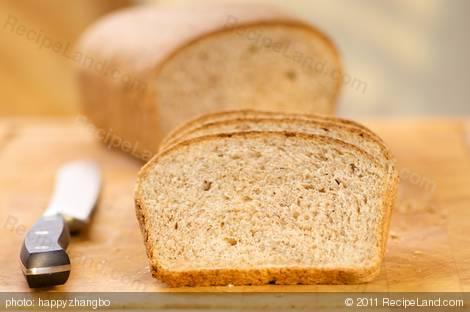 Perfect Whole Wheat Sandwich Bread