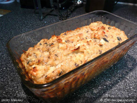 Old Fashioned Salmon Loaf