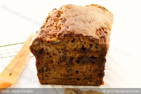 Applesauce, Chocolate Chip and Banana Bread