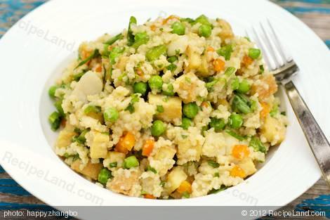 Asian Millet Salad