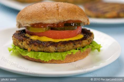 Best Vegetable Burgers