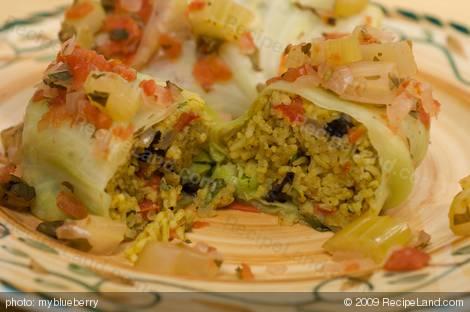 Cabbage Rolls I