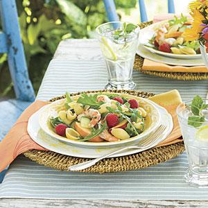 Shrimp-and-Pasta Salad