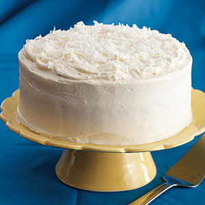 Lemon-Coconut Cake