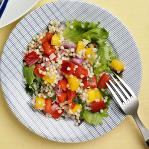Tropical Buckwheat Salad