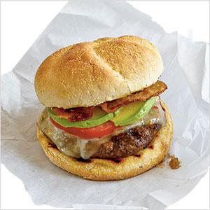 Southwestern Burgers