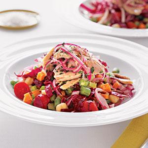 Tuna Chopped Salad
