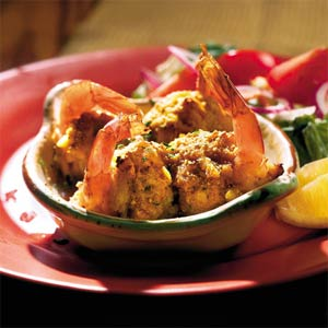 Stuffed Jumbo Shrimp