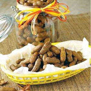 Sina's Georgia-Style Boiled Peanuts