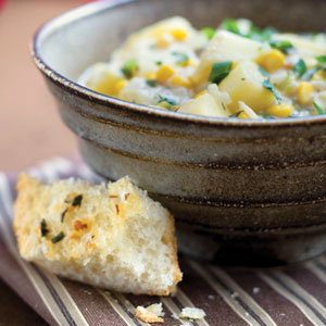 Doc's Corn-and-Potato Chowder