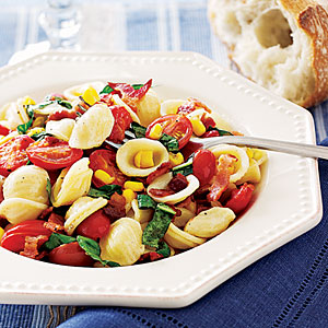 Bacon and Tomato Pasta Salad