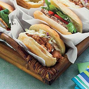 Barbecue Sandwiches