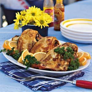 Mojo-Marinated Chicken